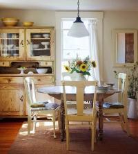 кухни в стиле кантри кухни
