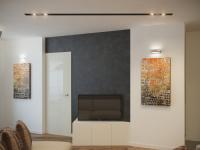 дизайн интерьера квартиры студии в чебоксарах. квартиры