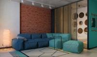 дизайн двухкомнатной квартиры квартиры