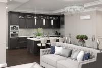 дизайн проект квартиры на речников 7 квартиры