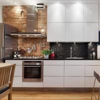 дизайн кухни, сочетание кухни