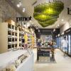 Дизайн интерьера магазина вин