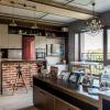 Стиль лофт в интерьере маленькой квартиры-студии Новочебоксарск