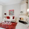 Дизайн белой квартиры в Москве