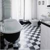 Дизайн ванной в строгом стиле Чебоксары