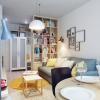 Проект дизайна трехкомнатной квартиры 60 кв.м. Чебоксары