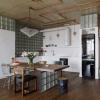 Индустриальный стиль в интерьере загородного дома