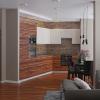 3D дизайн интерьера квартиры в Чебоксарах