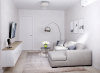 Дизайн проект квартиры Москва (Скрипкина),3D дизайн проект квартир в Москве и Московской области,Многие жители Москвы предпочитают выбирать светлую цветовую гамму для интерьеров своих квартир. Это и неудивительно, если посмотреть в окно: чаще всего краски