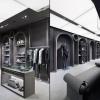 Дизайн интерьера магазина дизайнерской одежды