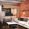 Дизайн квартиры в стиле лофт Чебоксары