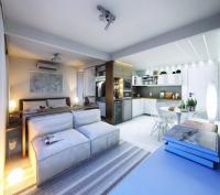 дизайн проект квартиры студии канаш квартиры