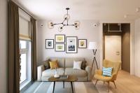 дизайн проект квартиры 63 кв.м. чебоксары квартиры